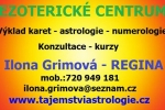 Výklad karet Blansko, Brno – Ilona Regina