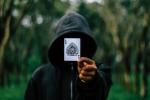 #Eso #Karty #Kápi #Hood #Člověk #Dospělí #Rozmazat
